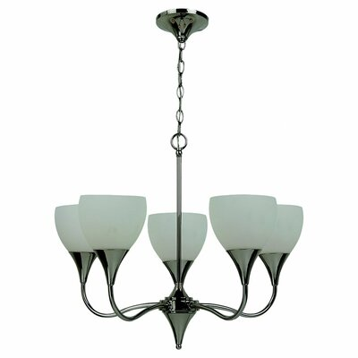 Sea Gull Lighting Solana 5 Light Chandelier