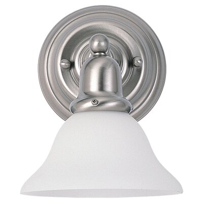 Sea Gull Lighting Sussex 1 Light Wall Sconce