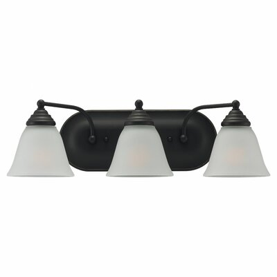 Sea Gull Lighting Albany 3 Light Vanity Light