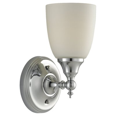 Sea Gull Lighting Finitude 1 Light Wall Sconce