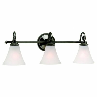 Sea Gull Lighting Joliet 3 Light Bath Vanity Light