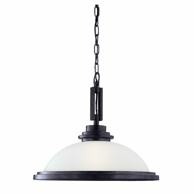 Sea Gull Lighting Winnetka 1 Light Pendant