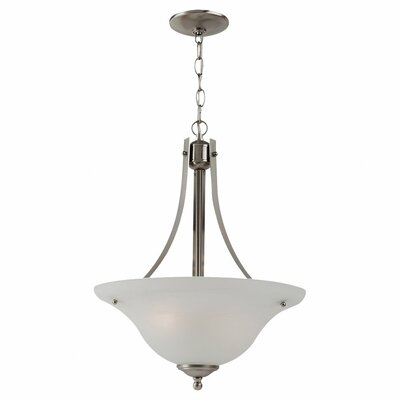 Windgate 2 Light Inverted Pendant