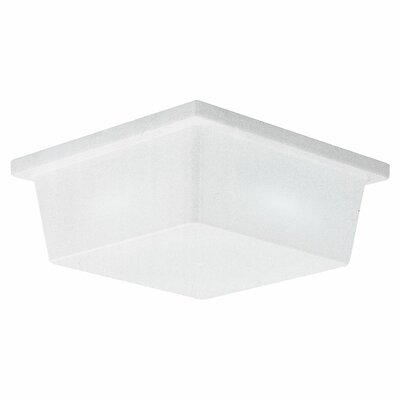 Sea Gull Lighting 2 Light Outdoor Flush Mount