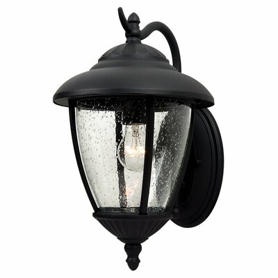 Sea Gull Lighting Lambert Hill 1 Light Outdoor Wall Lantern