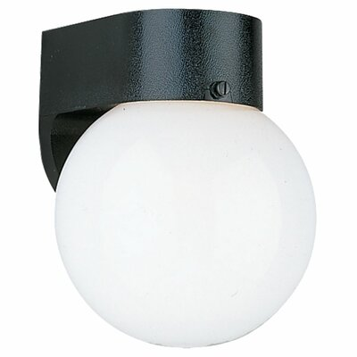Sea Gull Lighting 1 Light Outdoor Wall Sconce