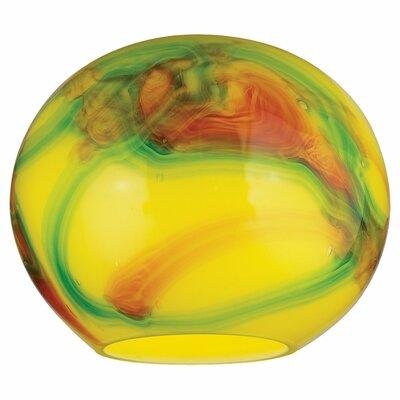 """Sea Gull Lighting 8.25"""" Glass Round Pendant Shade"""