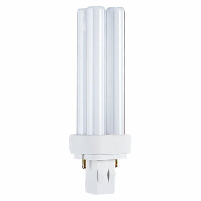 Sea Gull Lighting 26W Compact Fluorescent Bulb with G24q-3 Base