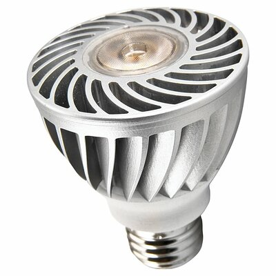 Sea Gull Lighting LED Energy Star 8W 120V Par20 Med Base Bulb, 40 Degree Beam