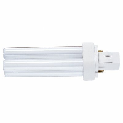 Sea Gull Lighting 13W Quad Tube Instant Start Compact Fluorescent Light Bulb