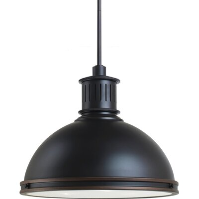 Pratt Street Metal 3 Light Pendant