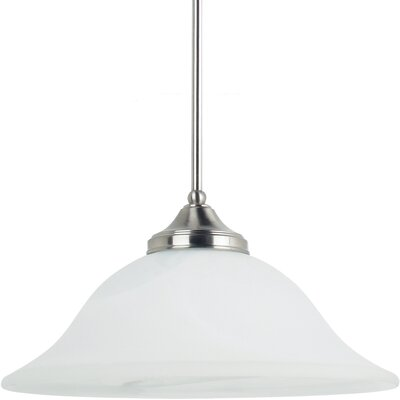 Brockton 1 Light Down Light Pendant