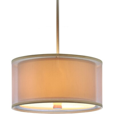 Jordyn 3 Light Shade Pendant