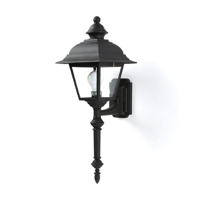 Bancroft 1 Light Outdoor Wall Lantern