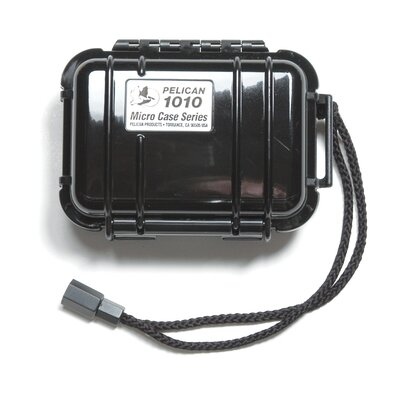 "Pelican Products Micro Case: 4"" x 5.38"" x 2.13"""