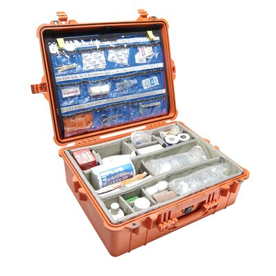"Pelican Products Medical Case: 19.44"" x 24.25"" x 8.69"""