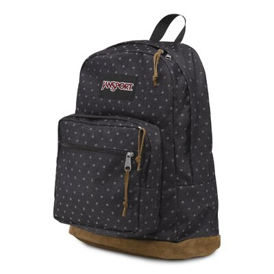 Right Pack Expressions Polka Dot Backpack