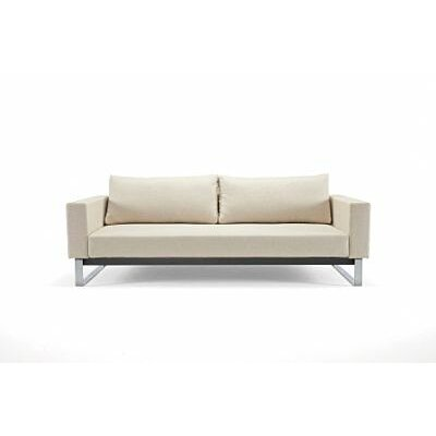 Innovation USA Cassius Sleek Full Size Sofa