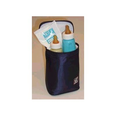 J.L. Childress Tall TwoCOOL 2-Bottle Cooler Bag