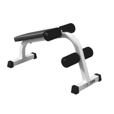 Multisports Pro Crunch Decline Ab Bench with Muscle System