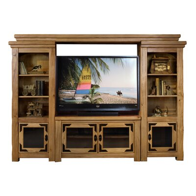 Artisan Home Furniture Lodge 100 Entertainment Center
