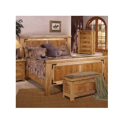 Artisan Home Furniture Lodge 100 Panel Bed