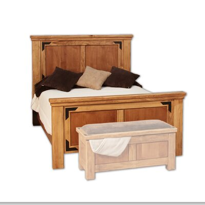 Artisan Home Furniture Lodge 100 Panel Bed