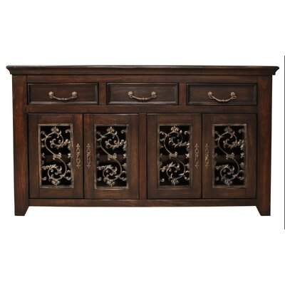 "Artisan Home Furniture Marbella 63"" TV Stand"