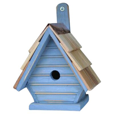 Heartwood Chick Bird House
