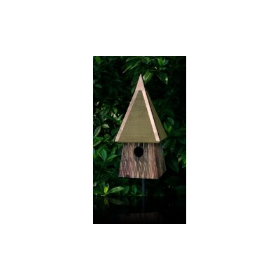 Heartwood Potter's Place Bird House