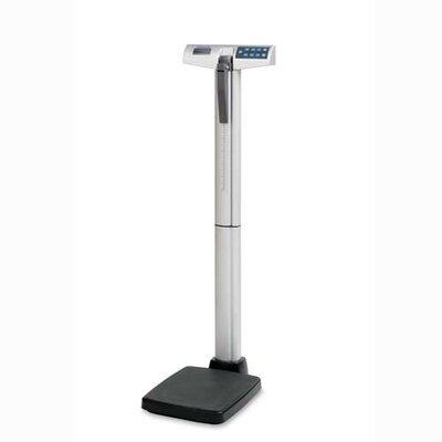 Physician Digital Scale, Gray Silver