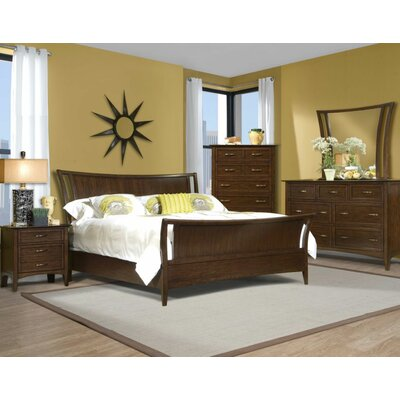 Vaughan Furniture Stanford Heights Sleigh Bedroom Collection