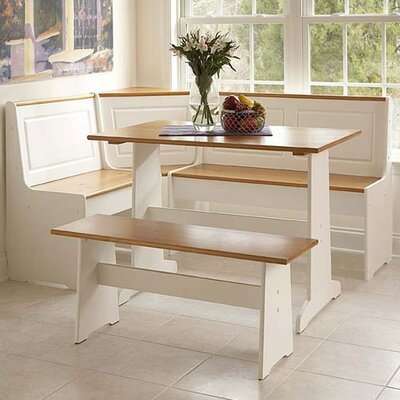 Linon Ardmore 3 Piece Dining Set