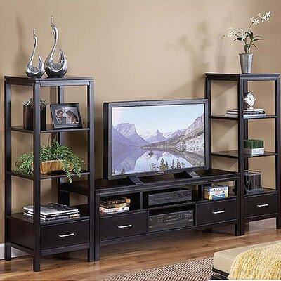 Linon Sutton Entertainment Center
