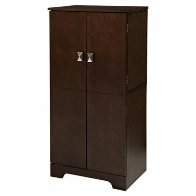 Victoria Jewelry Armoire with Mirror