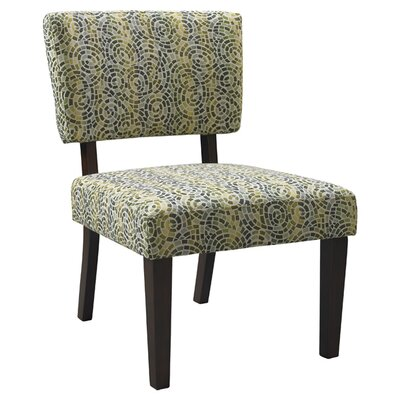Linon Taylor Slipper Chair
