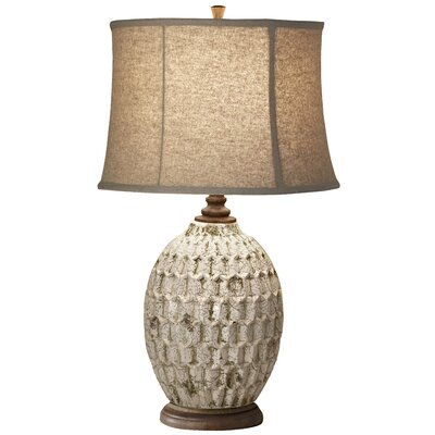 Feiss Antica Ceramica 1 Light Table Lamp