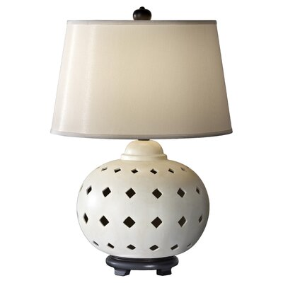 Feiss Ceramica 1 Light Table Lamp