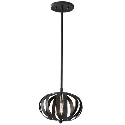 Woodstock 1 Light Pendant