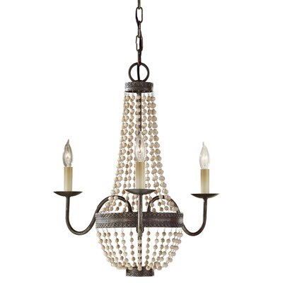 Charlotte 3 Light Chandelier