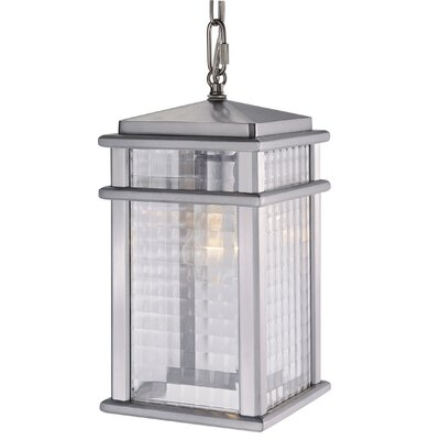 Feiss Mission Lodge 1 Light Outdoor Hanging Lantern