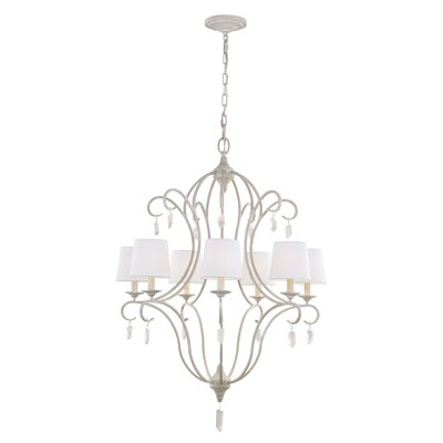 Caprice 7 Light Chandelier