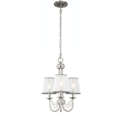 Aveline 3 Light Mini Chandelier