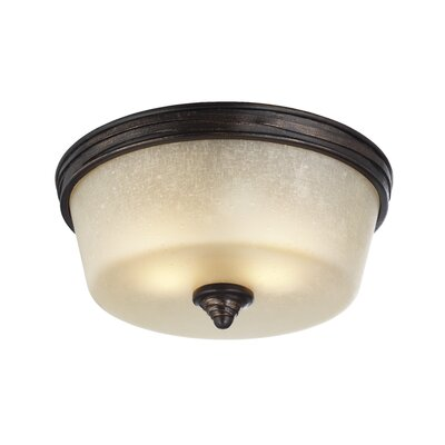 Arbor Creek 2 Light Flush Mount