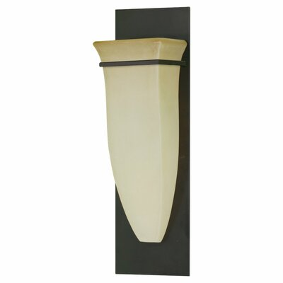 Feiss American Foursquare 1 Light Wall Sconce