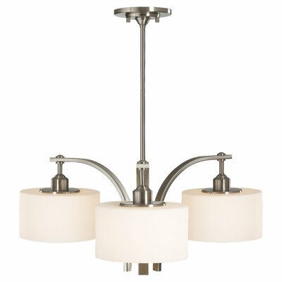 Feiss Sunset Drive 3 Light Chandelier