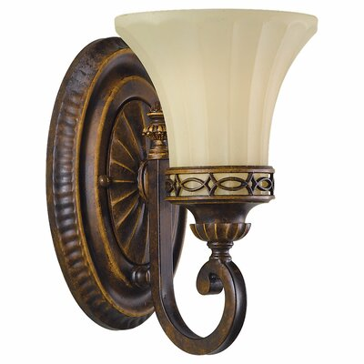 Feiss Edwardian 1 Light Wall Sconce