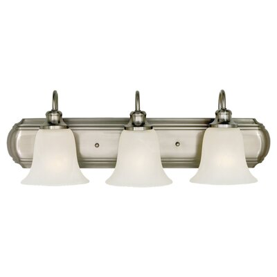 Feiss Morningside 3 Light Vanity Light