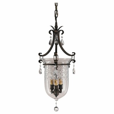 Feiss Salon Ma Maison 3 Light Chandelier