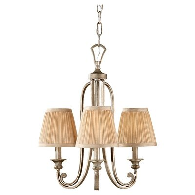 Feiss Abbey 3 Light Mini Chandelier